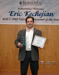 J. J. Keller Safety Professional of the Year Award